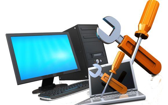 computer repair toronto downtown